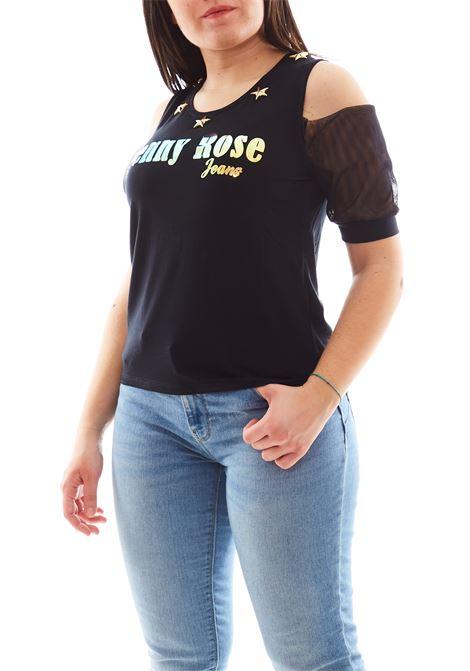 T-shirt Denny Rose spalle DENNY ROSE | T-shirt | ND640182001