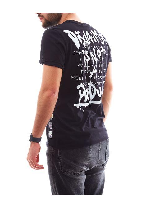 T-shirt DISCLAIMER | T-shirt | EDS50517NERO