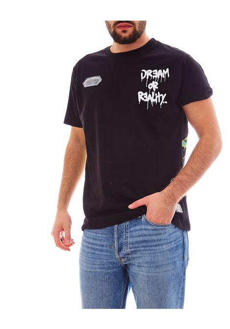 T-shirt DISCLAIMER | Maglia | EDS50587NERO