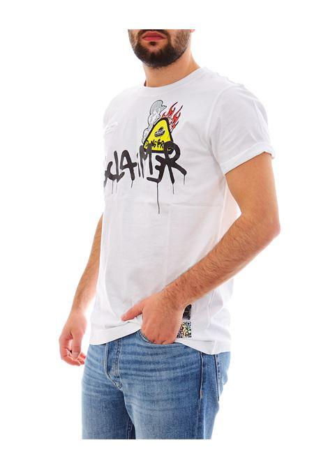 T-shirt DISCLAIMER | Maglia | EDS50609BIANCO