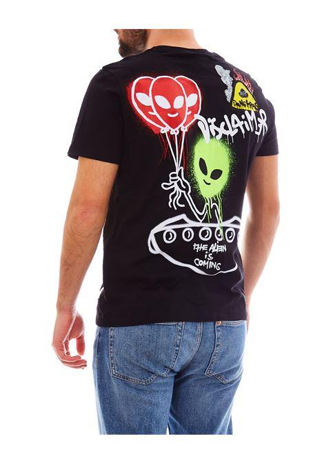 T-shirt DISCLAIMER | Maglia | EDS50609NERO
