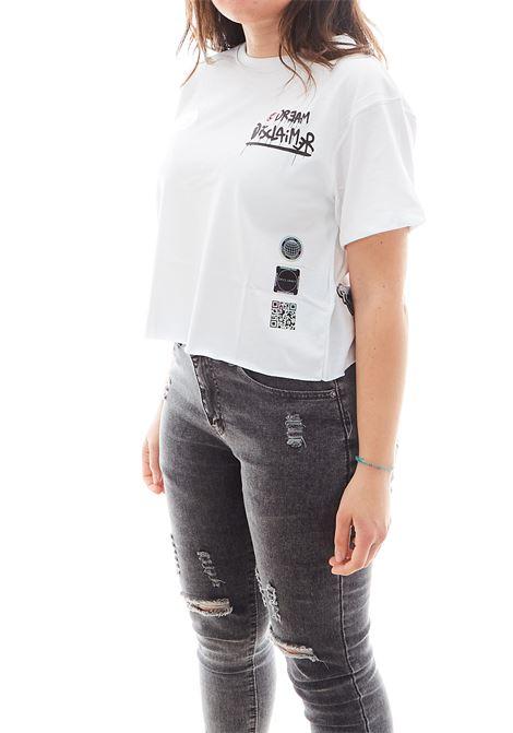 T-shirt Disclaimer DISCLAIMER | T-shirt | EDS50642BIANCO