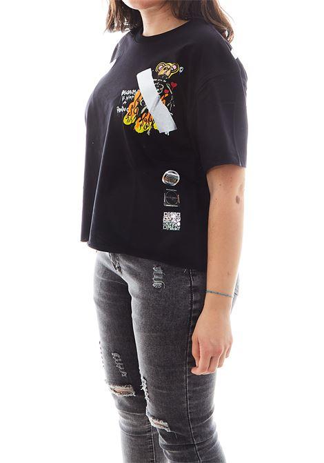 T-shirt Disclaimer DISCLAIMER | Maglia | EDS50649NERO