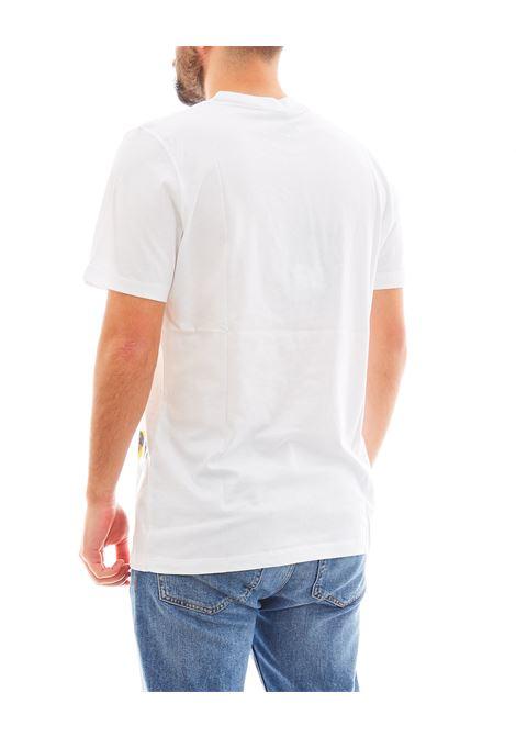 T-shirt DISCLAIMER | Maglia | EDS50655BIANCO