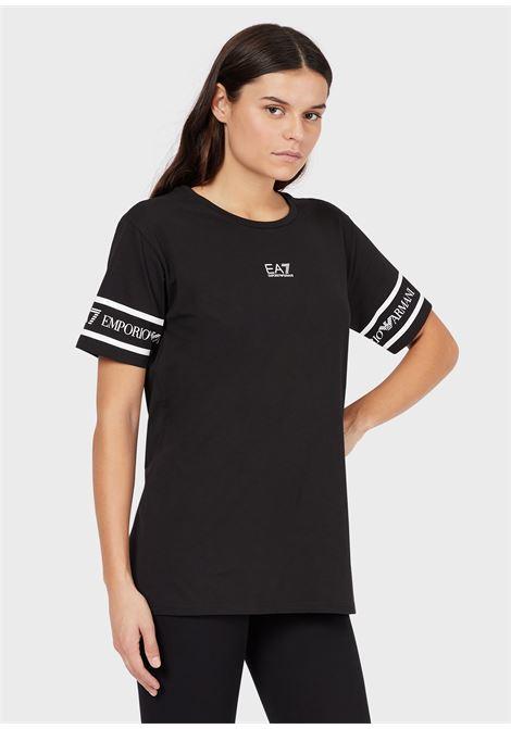 Maxi T-shirt EA7 EA7 | T-shirt | 3KTT19-TJ29Z0200
