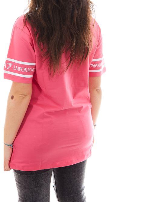 Maxi T-shirt EA7 EA7 | T-shirt | 3KTT19-TJ29Z1405