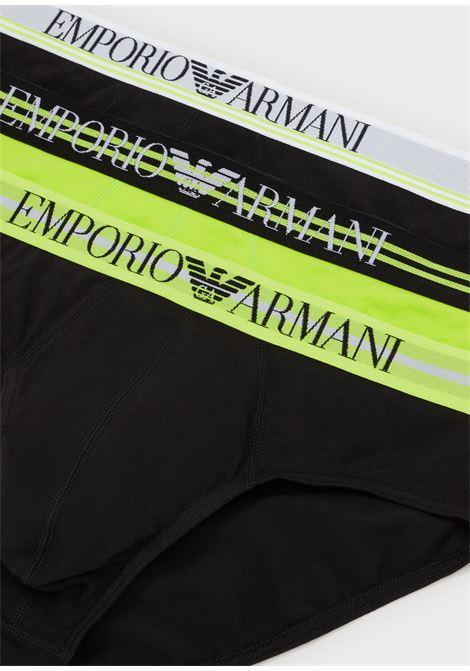 set da 3 Emporio Armani EMPORIO ARMANI | Intimo | 111734-1P72369820