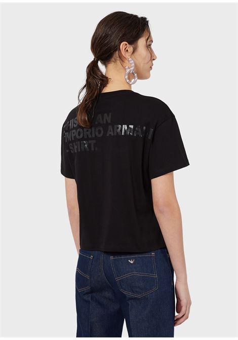 T-shirt Emporio Armani EMPORIO ARMANI | T-shirt | 3K2T7X-2J53Z0999