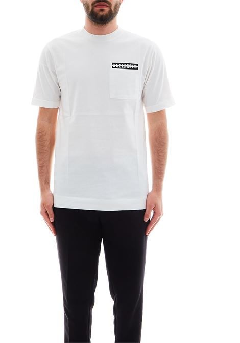 T-shirt Gazzarrini GAZZARRINI | T-shirt | TE24GOFF WHITE