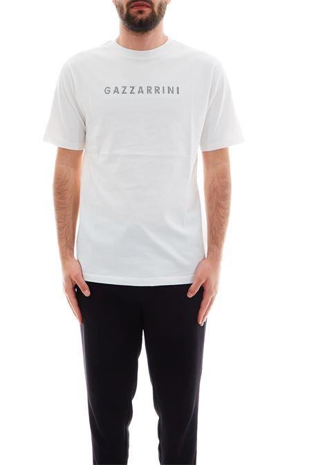 T-shirt Gazzarrini GAZZARRINI   T-shirt   TE29GOFF WHITE