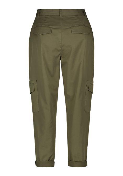 Pantalone cargo a vita alta GERRY WEBER | Pantalone | 520011-3821150891