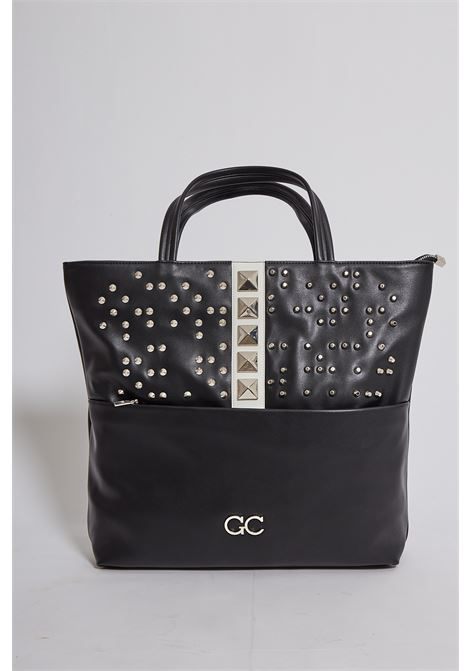 Maxi shopping bag Gio Cellini GIO CELLINI | Borsa | GG021NERO