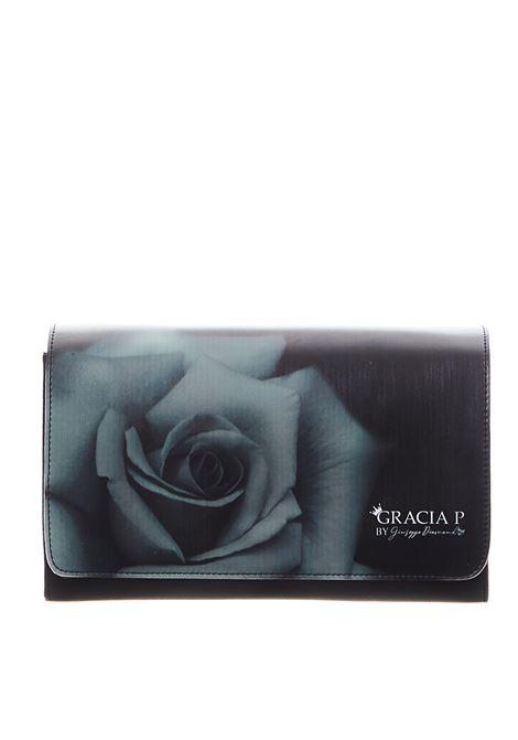 Pochette GRACIA P | Borsa | ISA BAGROSE BLACK
