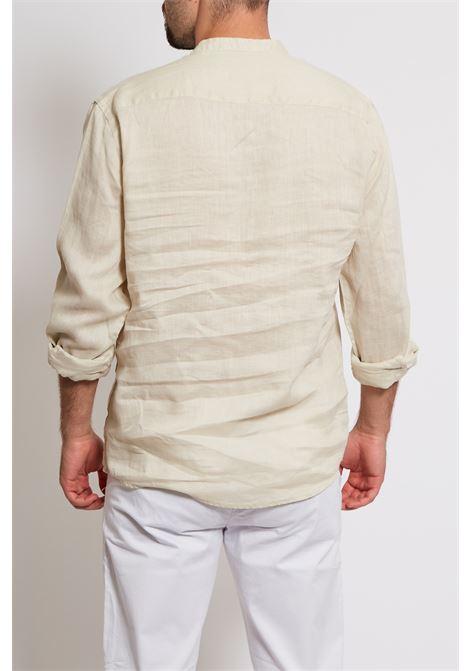 Camicia Hamaki-ho HAMAKI-HO | Camicia | CE1132HBEIGE