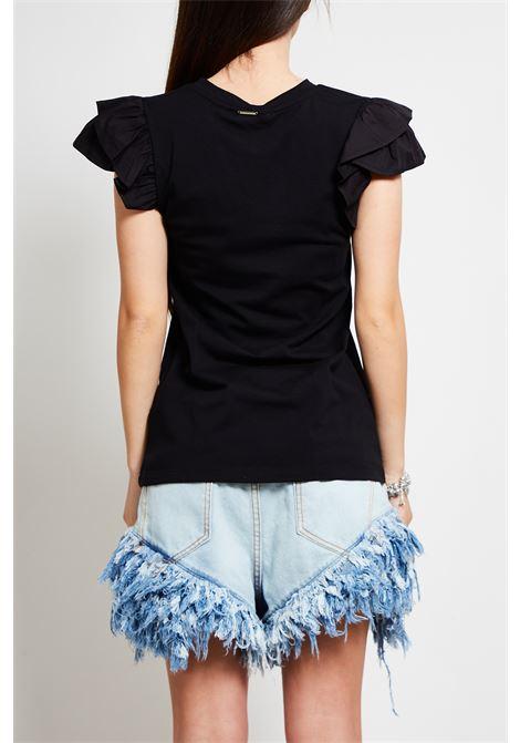 T-shirt Hanny Deep HANNY DEEP | T-shirt | 458NERO