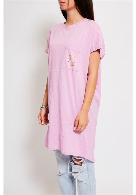 T-shirt oversize Hanny Deep HANNY DEEP | T-shirt | 5138MALVA