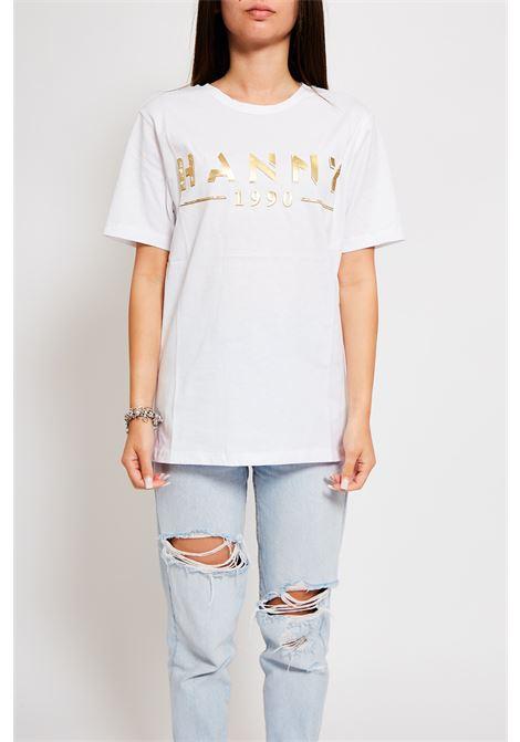 T-shirt Hanny Deep HANNY DEEP | T-shirt | 5146OFF WHITE