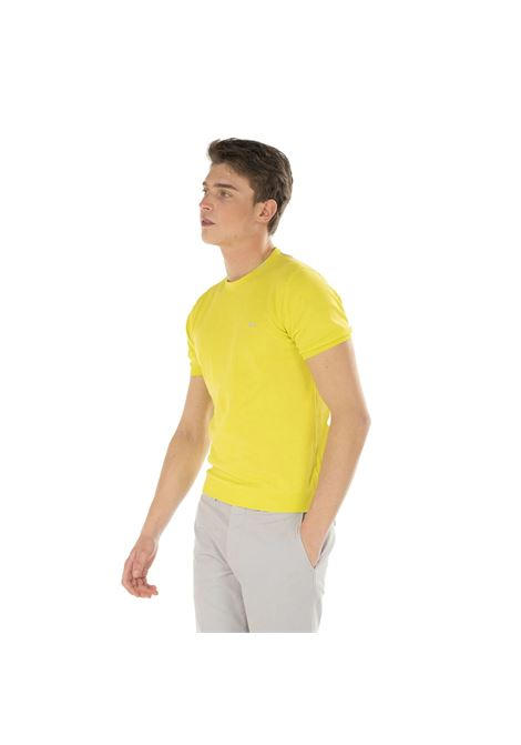 T-shirt in cotone Harmont and Blaine HARMONT & BLAINE | T-shirt | HRF239030728650
