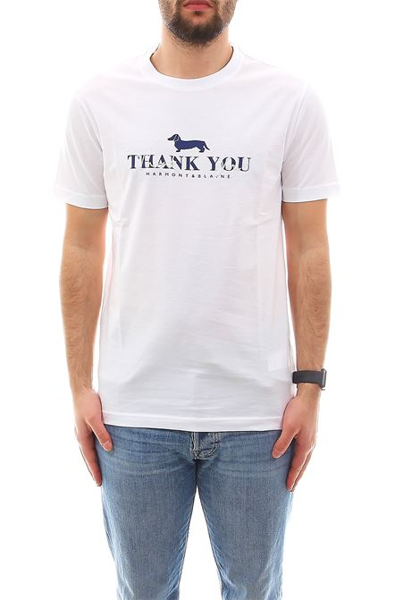 T-shirt HARMONT & BLAINE | T-shirt | IRF096021078100