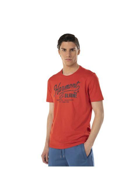 T-shirt Harmont&Blaine HARMONT & BLAINE | T-shirt | IRF128021055523