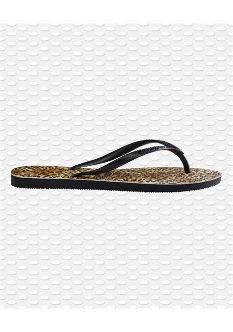 Havaianas Slim Leopard HAVAIANAS | Infradito | 41454801069