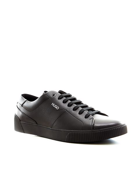 Sneakers in pelle HUGO | Scarpe | 50445714001