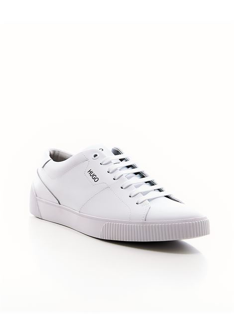 Sneakers in pelle HUGO | Scarpe | 50445714100