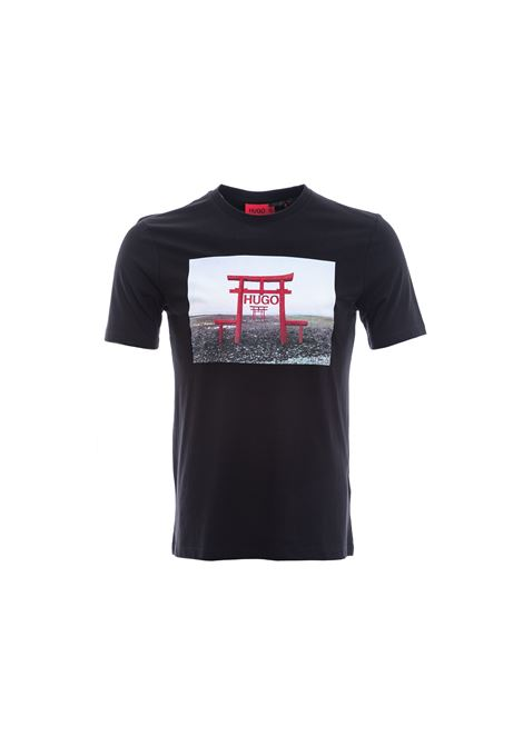 Dichiban T-shirt Hugo HUGO | Maglia | 50448967001