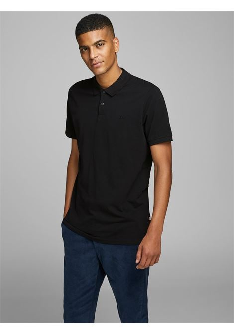 JJebasic Polo SS noos JACK&JONES | Polo | 12136516BLACK