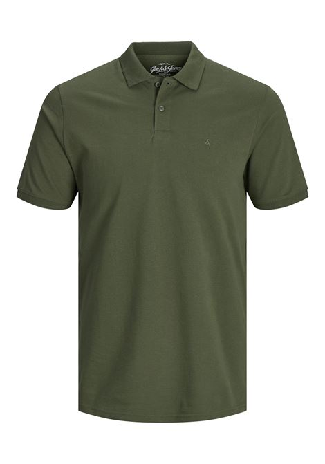 JJebasic Polo JACK&JONES | Polo | 12136516OLIVE NIGHT