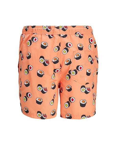 Bali swimshorts Funny food Jack and Jones JACK&JONES | Costume | 12184800SHELL CORAL
