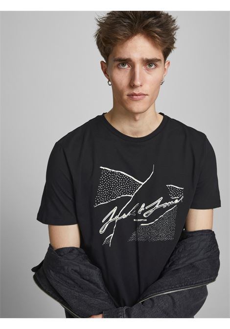 Jorron tee JACK&JONES | T-shirt | 12185179BLACK