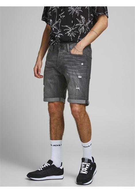 JJIRICK JJORIGINAL SHORTS AGI 200 JACK&JONES | Shorts | 12187577BLACK DENIM