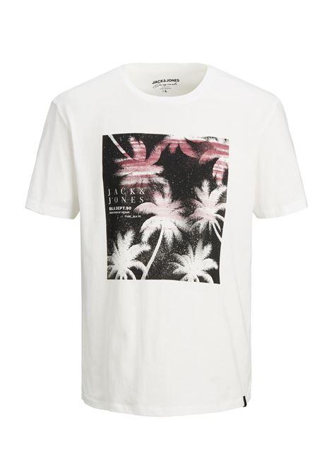 T-shirt Jack and Jones JACK&JONES   T-shirt   12188653CLOUD DANCER