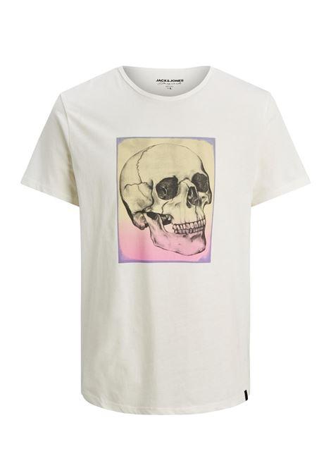 T-shirt Jack and Jones JACK&JONES   T-shirt   12188975CLOUD DANCER