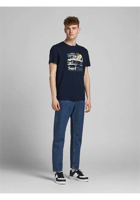T-shirt Jack and Jones JACK&JONES   T-shirt   12189698NAVY BLAZER
