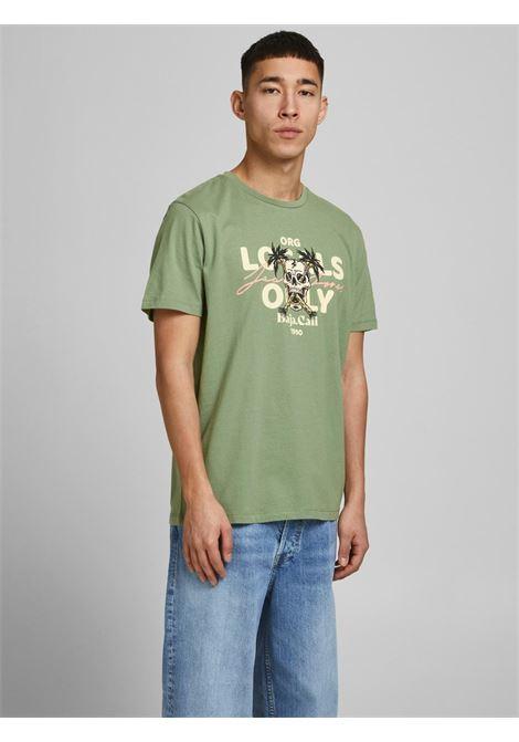T-shirt Jack and Jones JACK&JONES   T-shirt   12189698SEA SPRAY