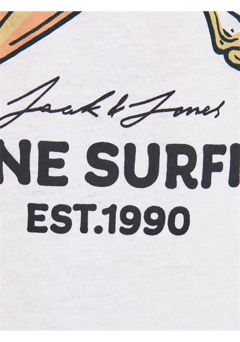 T-shirt Jack and Jones JACK&JONES   T-shirt   12189698WHITE