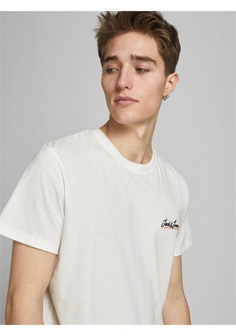 T-shirt Jack and Jones JACK & JONES | T-shirt | 12186758CLOUD DANCER