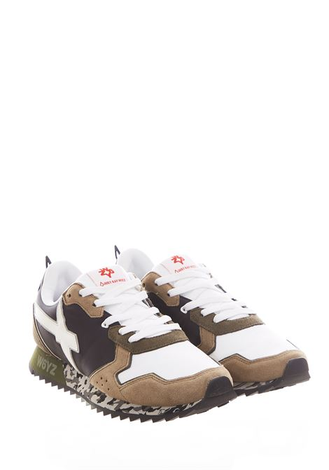 Sneaker in tessuto e pelle W6yz  JUST SAY WIZZ | Scarpe | JET-MBLACK/TAUPE