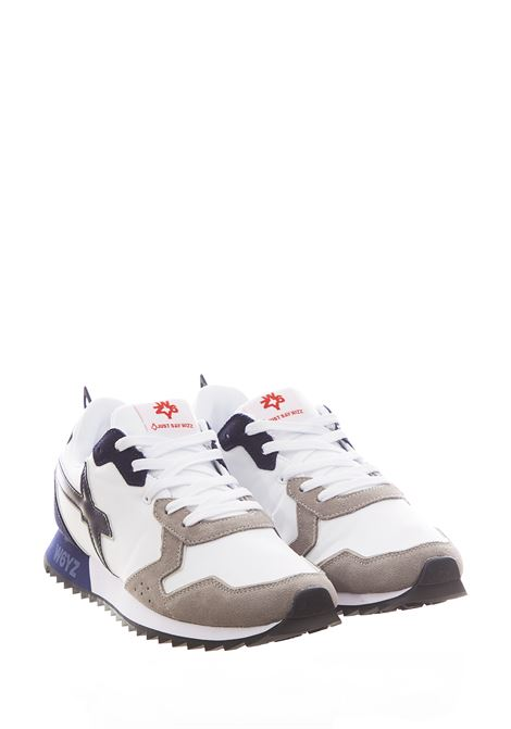 Sneaker in tessuto e pelle W6yz  JUST SAY WIZZ | Scarpe | JET-MWHITE/GREY