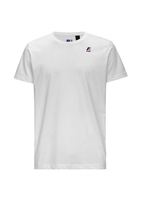 T-shirt K-way Edouard K-WAY | T-shirt | K007JE0-EDOUARDK01