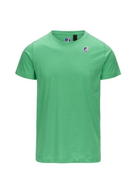 T-shirt K-way Edouard K-WAY | T-shirt | K007JE0-EDOUARDW8B