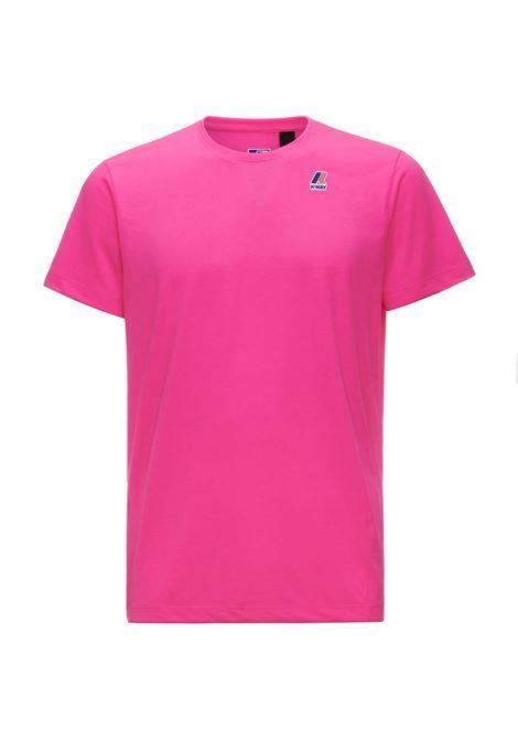 T-shirt K-way Edouard K-WAY | T-shirt | K007JE0-EDOUARDZ17