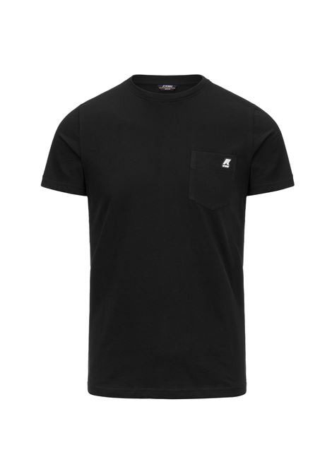 T-shirt K-way Sigur K-WAY | T-shirt | K00AI30-SIGURUSY