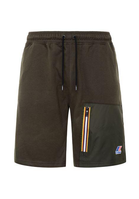 Shorts Le vrai gontrand K-way K-WAY   Shorts   K00BET0-GONTRAND890