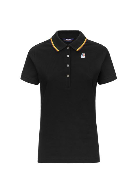 Polo Alizee stretch K-way K-WAY | Polo | K111NYW-ALIZEEUSY