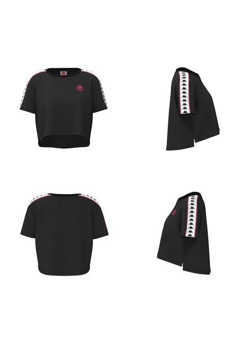 T-shirt cropped Kappa Banda Apua KAPPA | T-shirt | 303WGQ0BX0