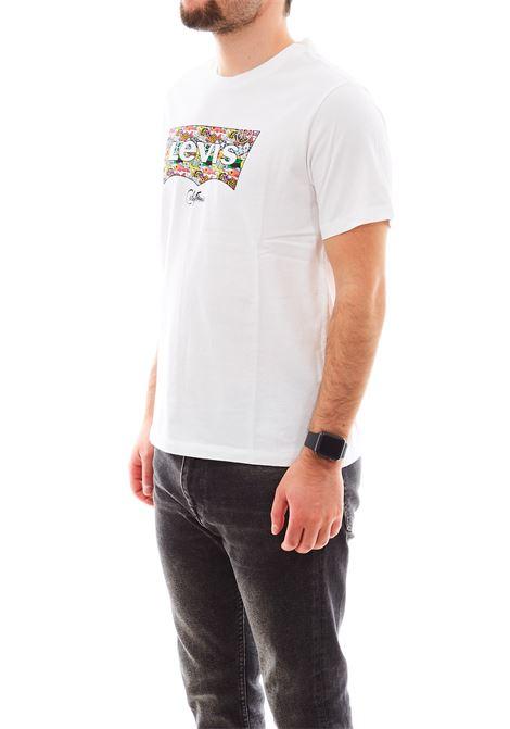 T-shirt con logo pattern LEVI'S | T-shirt | 224890318