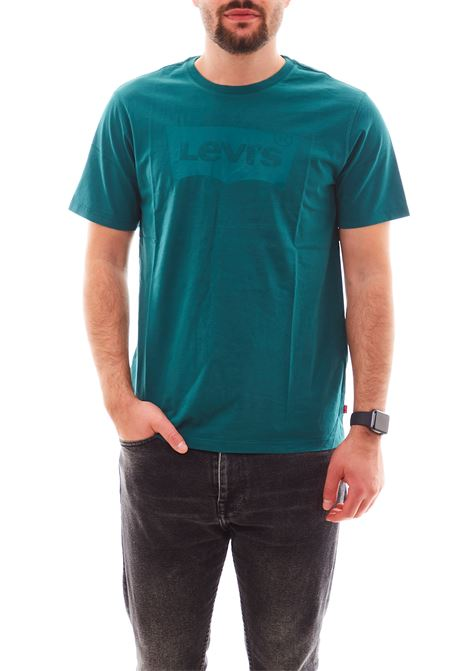 T-shirt con logo stampato LEVI'S | T-shirt | 224890325